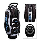Carolina Panthers Medalist Golf Cart Bag