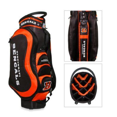 NFL Cincinnati Bengals Medalist Golf Cart Bag