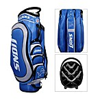 Detroit Lions Medalist Golf Cart Bag