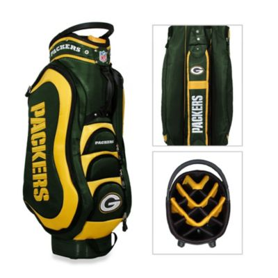 NFL Green Bay Packers Medalist Golf Cart Bag
