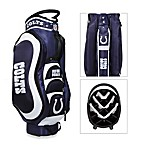 Indianapolis Colts Medalist Golf Cart Bag