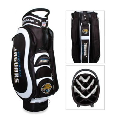 Jacksonville Jaguars Medalist Golf Cart Bag