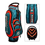 Miami Dolphins Medalist Golf Cart Bag