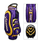 Minnesota Vikings Medalist Golf Cart Bag
