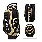 New Orleans Saints Medalist Golf Cart Bag