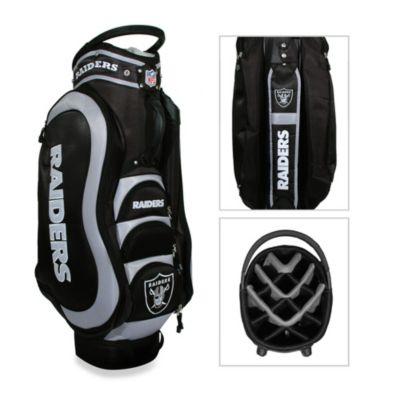 NFL Oakland Raiders Medalist Golf Cart Bag