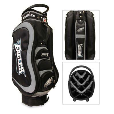 NFL Philadelphia Eagles Medalist Golf Cart Bag