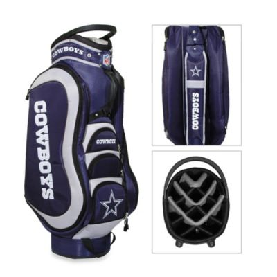 Dallas Cowboys Medalist Golf Cart Bag