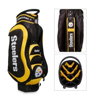 NFL Pittsburgh Steelers Medalist Golf Cart Bag