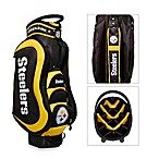 Pittsburgh Steelers Medalist Golf Cart Bag
