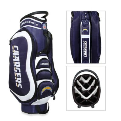 NFL San Diego Chargers Medalist Golf Cart Bag