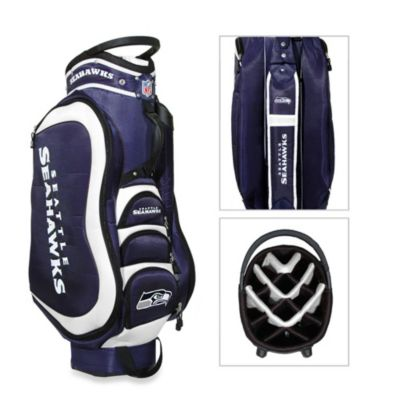 Seattle Seahawks Medalist Golf Cart Bag