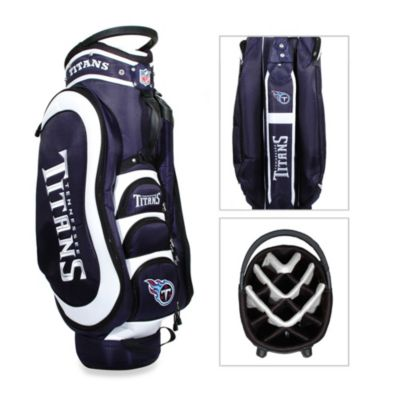 Tennessee Titans Medalist Golf Cart Bag