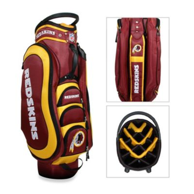 NFL Washington Redskins Medalist Golf Cart Bag