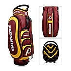 Washington Redskins Medalist Golf Cart Bag