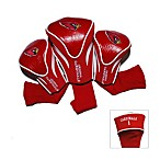 Arizona Cardinals 3-Pack Contour Golf Club Headcover