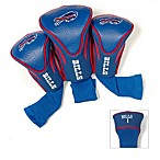 Buffalo Bills 3-Pack Contour Golf Club Headcovers