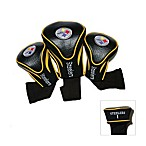 NFL Pittsburgh Steelers 3-Pack Contour Headcover