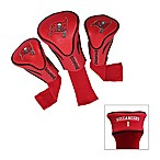 NFL Tampa Bay Buccaneers 3-Pack Contour Golf Club Headcovers