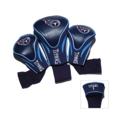 NFL Tennessee Titans 3-Pack Contour Headcovers