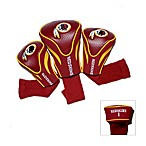 NFL Washington Redskins 3-Pack Contour Headcover