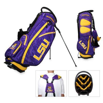 LSU Fairway Stand Golf Bag