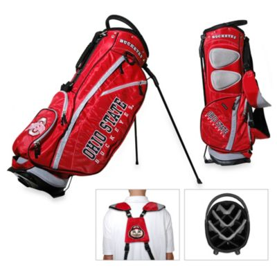 Ohio State University Fairway Stand Golf Bag