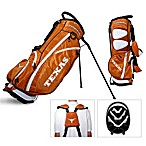 University of Texas Fairway Stand Golf Bag