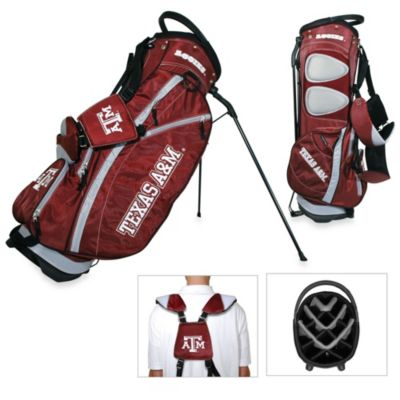 Texas A&M University Fairway Stand Golf Bag
