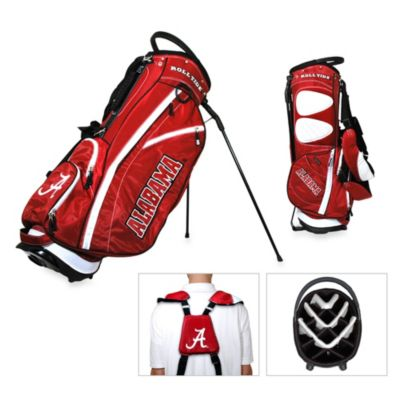 University of Alabama Fairway Stand Golf Bag