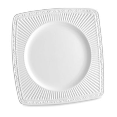 Mikasa Italian Countryside 10 3/4-Inch Square Dinner Plate