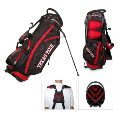 Texas Tech University Fairway Stand Golf Bag
