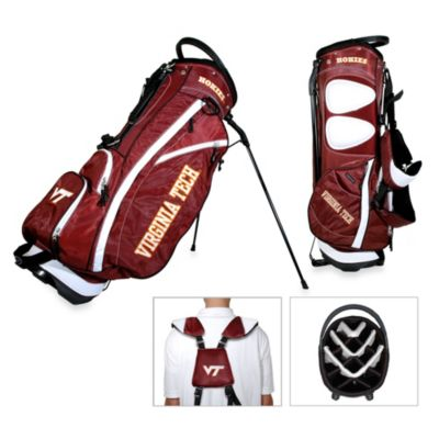 Virginia Tech University Fairway Stand Bag