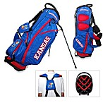 University of Kansas Fairway Stand Golf Bag