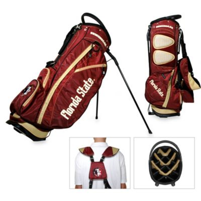 Florida State University Fairway Stand Golf Bag