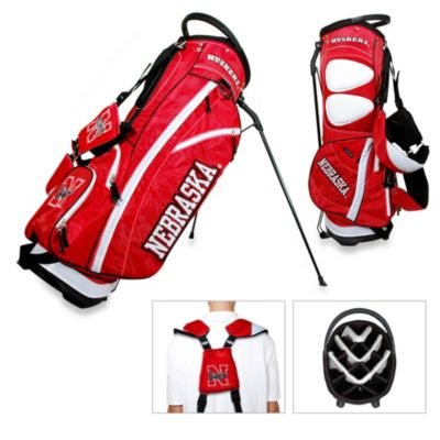 University of Nebraska Fairway Stand Golf Bag