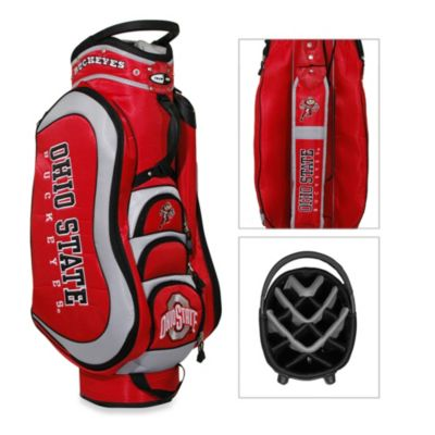Red Grey Cart Bag