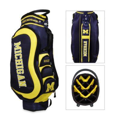 University of Michigan Medalist Golf Cart Bag