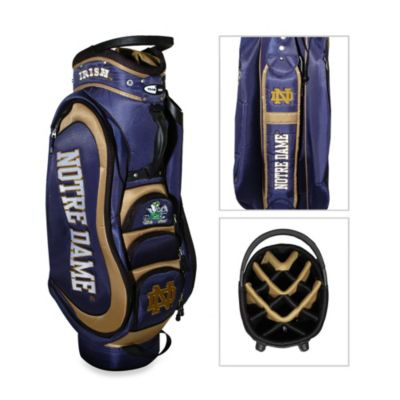 University of Notre Dame Medalist Golf Cart Bag