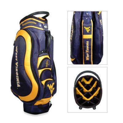 West Virginia University Medalist Cart Bag