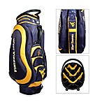 West Virginia University Medalist Cart Bag