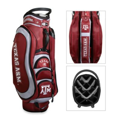 Texas A&M Medalist Cart Bag