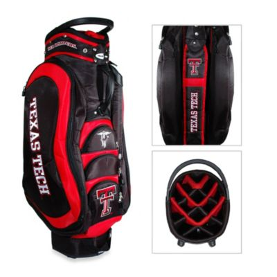 Texas Tech University Medalist Golf Cart Bag