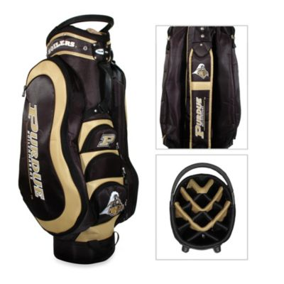 Purdue University Medalist Golf Cart Bag