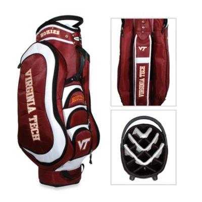 Virginia Tech Medalist Golf Cart Bag