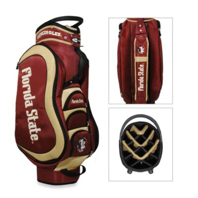 Florida State University Medalist Golf Cart Bag