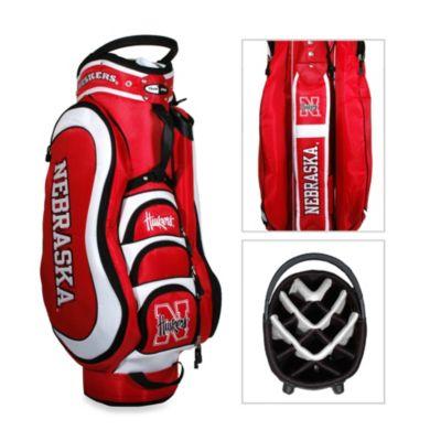 University of Nebraska Medalist Golf Cart Bag