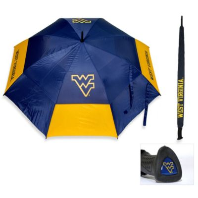 Blue Yellow Golf Umbrella