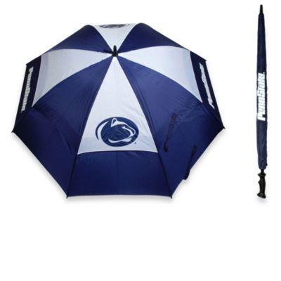 Blue White Golf Umbrella