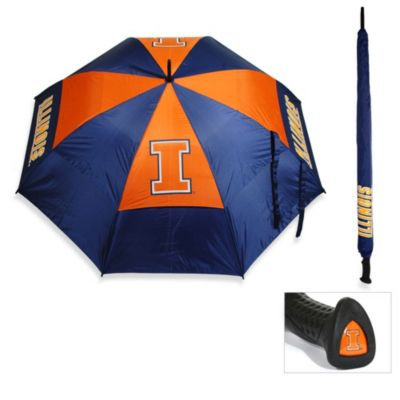 NCAA University of Illinois Golf Umbrella